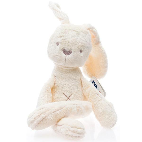 Plush White Rabbit Kids, Toddlers, Cuddles
