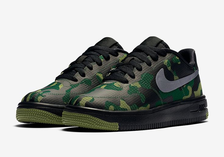 """Nike Air Force 1 Low """"Camo Ripstop"""""""
