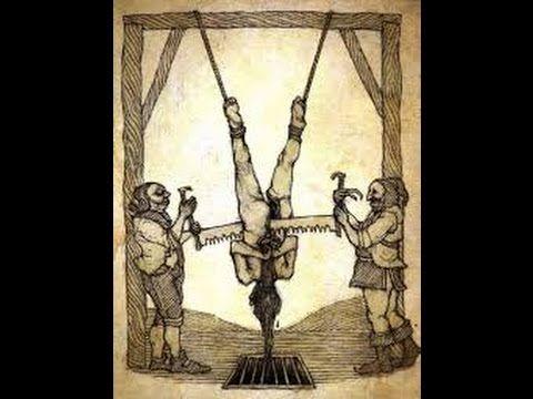 Пытки древнего мира.  Изощренные машины убийств. Документальные фильмы H...