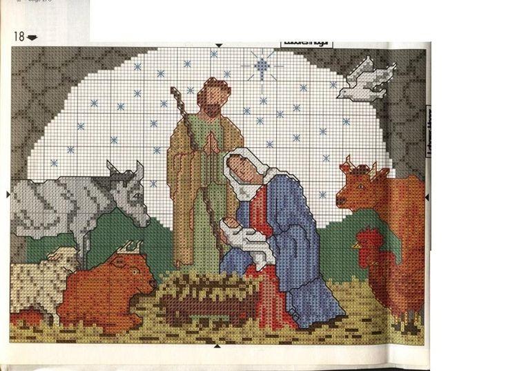 solo esquemas religiosos (pág. 11) | Aprender manualidades es facilisimo.com