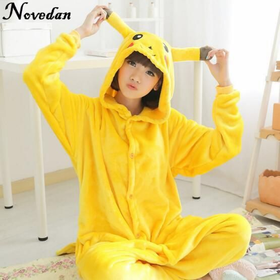 Kigurumi Pajama Sets Unicorn Panda Stitch Onesies For Adults Animal Pajamas Cosplay