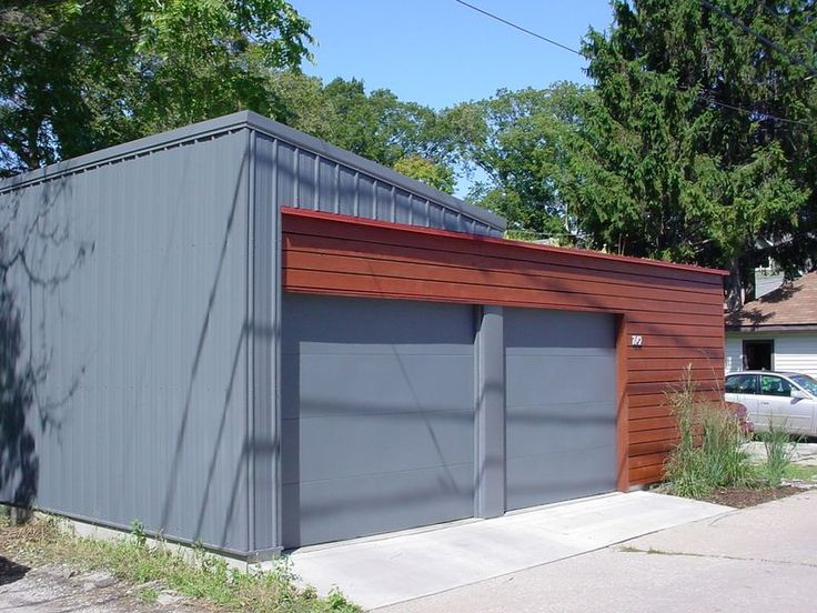 Certainly Check Out This Green Garage With A Garden Friendly Design That Features Living Roof And More