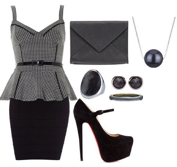 Classy and chic!