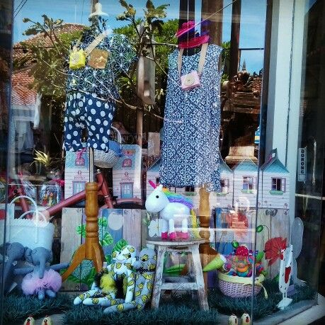 Little Boo Kids Bootique, store located in Sanur, Bali