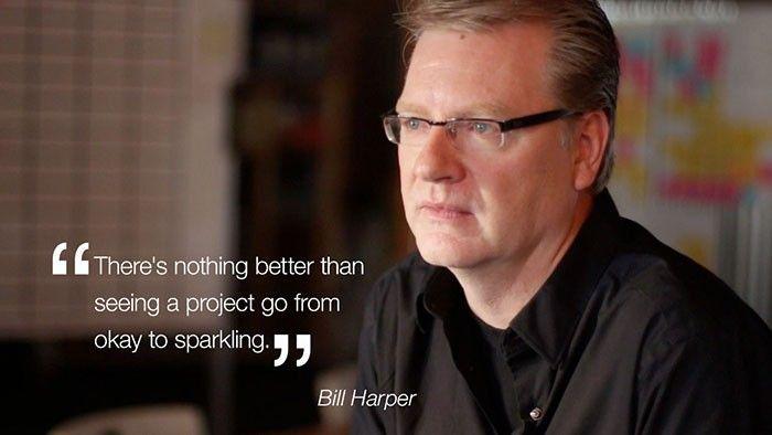 Bill Harper  Senior Creative Director, Kaleidoscope