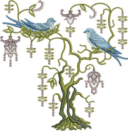Sue Box Creations | Download Embroidery Designs | 24 - Bowery