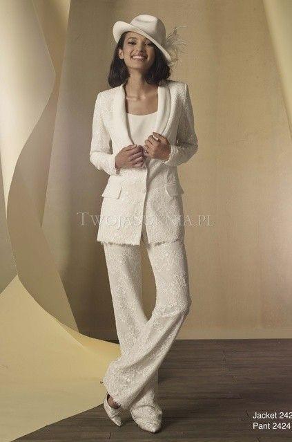 Wedding Dress Alternatives: Bridal Pant Suits