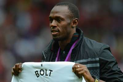 Bolt waiting on Mourinho´s call to join Man United Sprint star Usain Bolt is waiting for a call from Jose Mourinho to join his beloved Manchester United before the transfer window shuts. www.ae6688.com