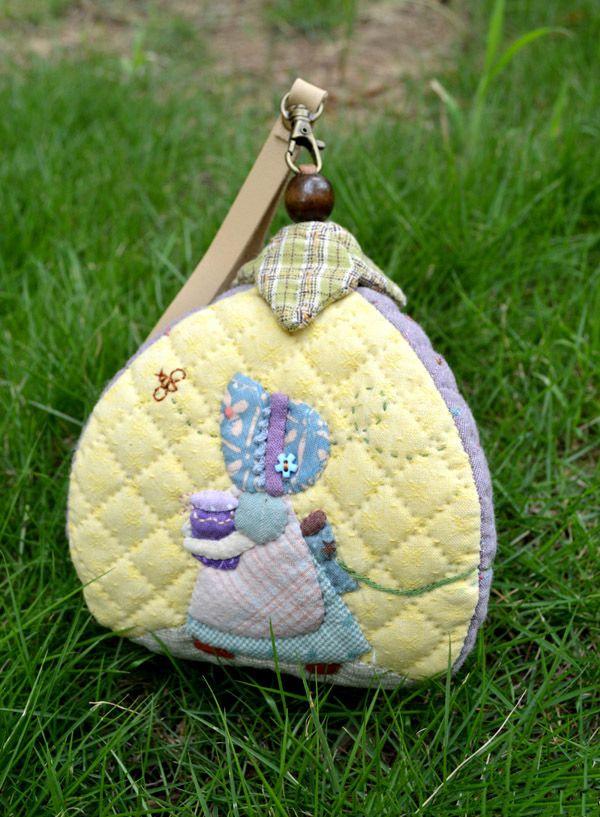 Zip Pouch / Cosmetic Bag DIY Photo Tutorial