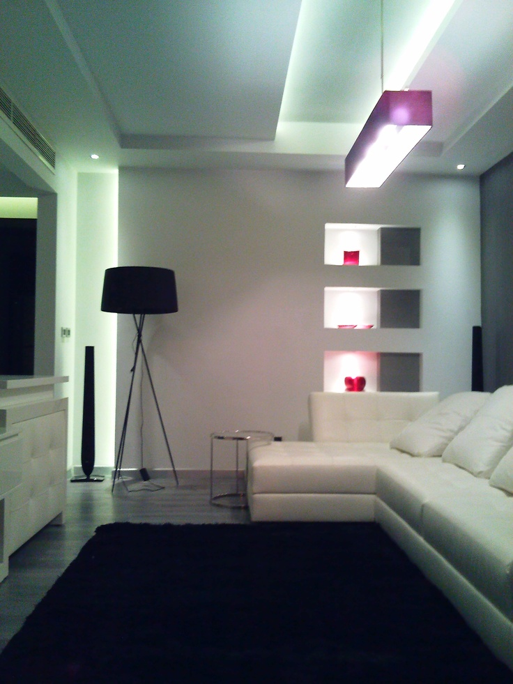 Design By Mohamed O Indirect Lightinglighting