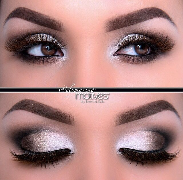Smokey Eye I Always Do A Bronze Or Gold Smokey Eye Need To Try A Traditional Black One M A