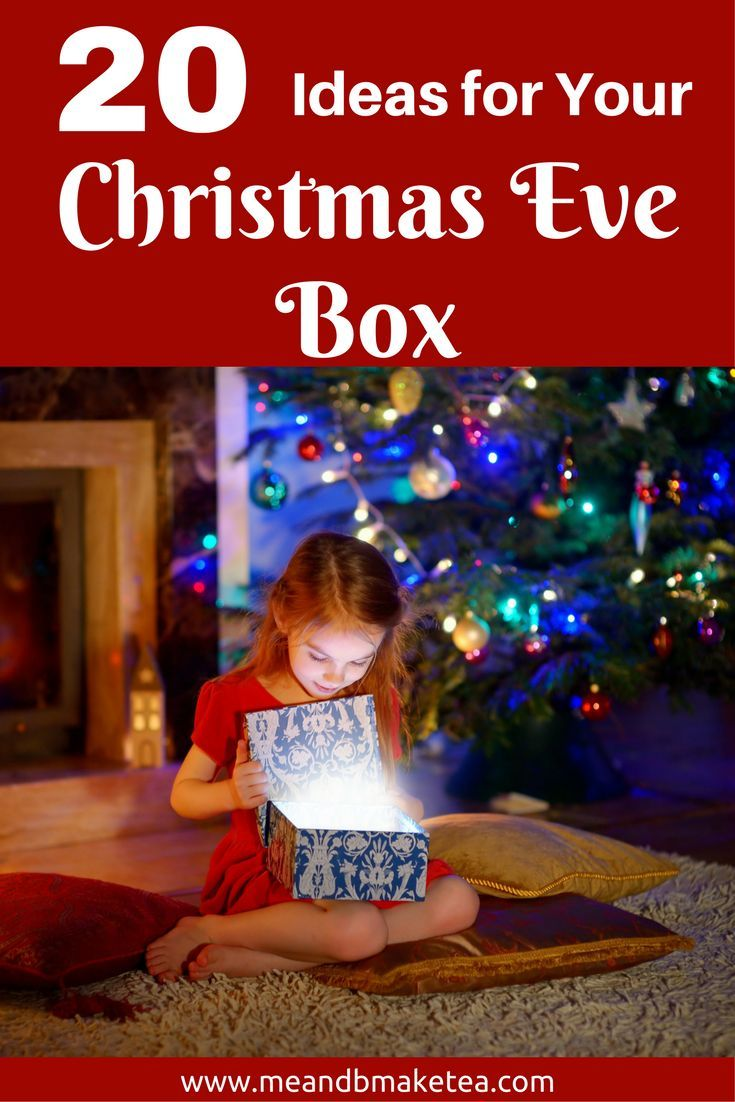 20 Christmas Eve Box Ideas for Kids and toddlers! If you're stuck for what to pop in your Christmas Eve book then take a look at these ideas. They dont have to cost loads either :)