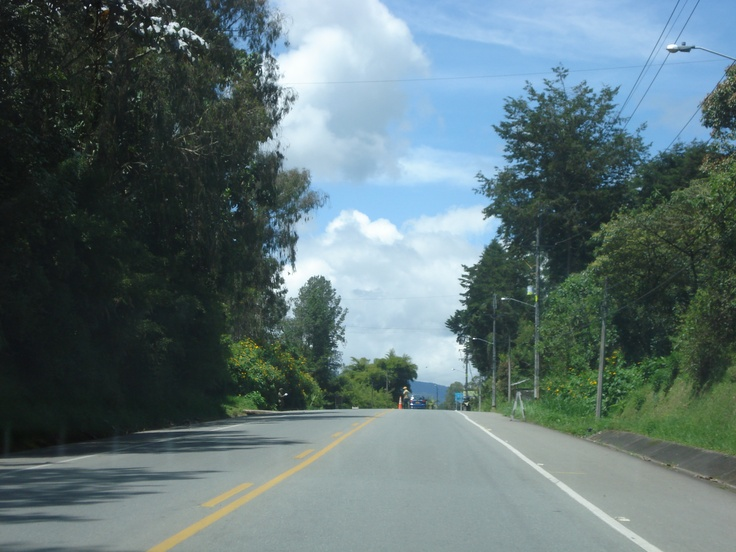 Colombia - on the road