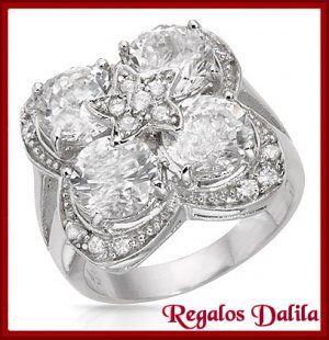 Regalos Dalila   Anillos de plata   Pulseras de plata   Aros de plata   Dijes   Cadenas de plata   Joyas de plata   Joyeria online: Anillo P...