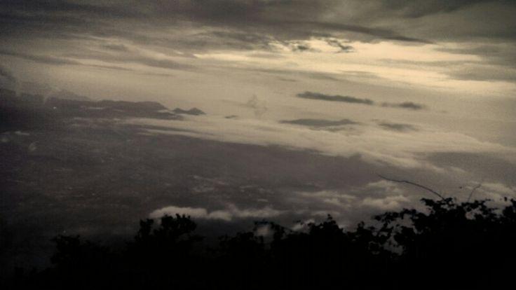 Cikuray mountain GARUT indonesia