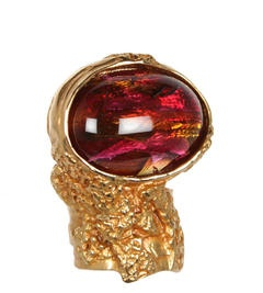 CULTSTATUS- YSL Arty Ring: Something to add to my bidding Arty ring collection