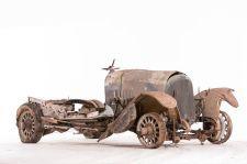 Voisin Type C3 - 1923. Artcurial Motorcars, Rétromobile 2015, Vente N° 2651 (Collection Baillon) - Lot N° 5.