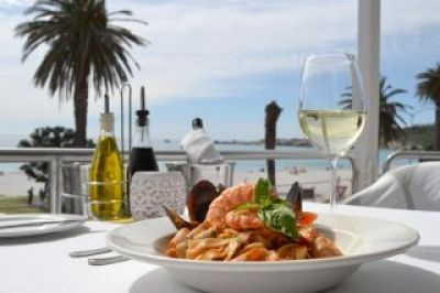 Fine dining on your doorstep if you live in the Atlantic Seabord