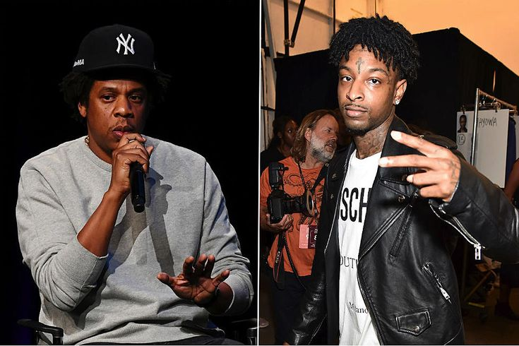 Jay Z Hires A Lawyer For 21 Savage Xxl Jay Z Beyonce And Jay