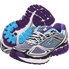 Brooks running shoes. these are the ones I got yay
