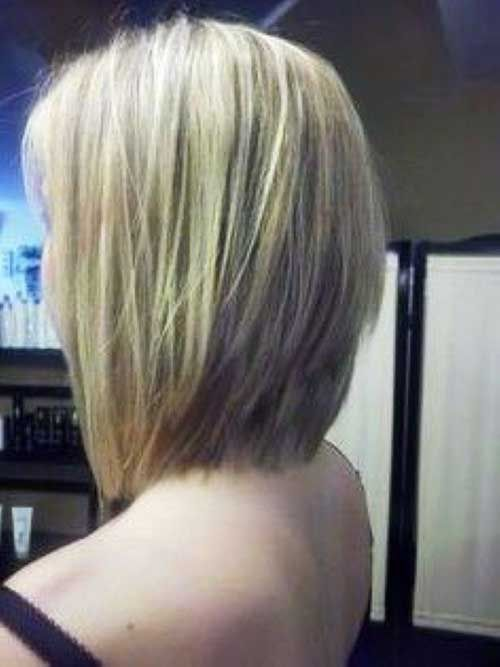 10 Best Stacked Bob Fine Hair | Bob Hairstyles 2015 - Short Hairstyles for Women