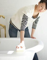 A Quicker Way to Clean House! Cut down on the time you spend cleaning with this strategy!