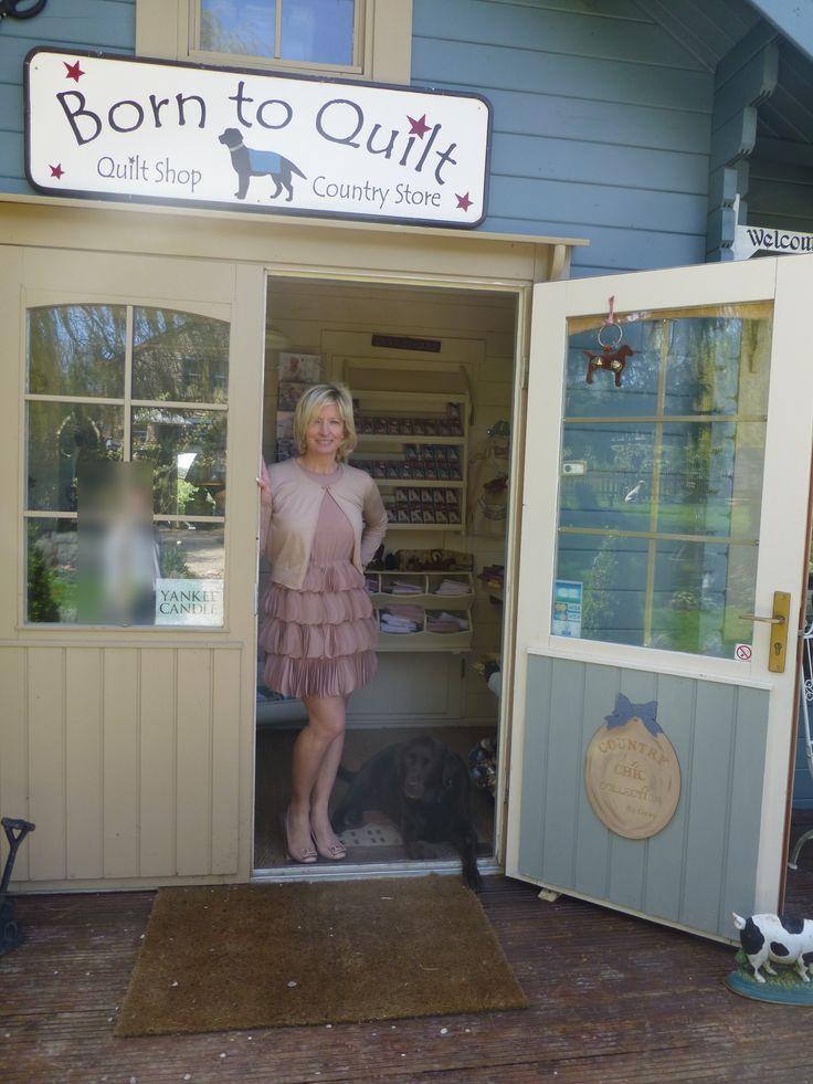 Le quilt shop de Véronique Requena