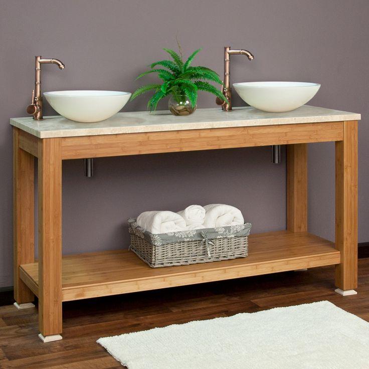 Bathroom tables best home design 2018 for Bathroom table top designs