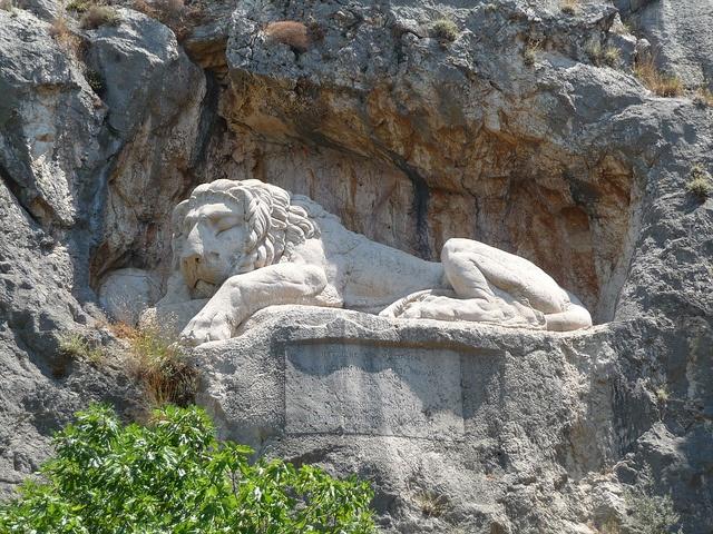 Lion in Nafplion by greek58, via Flickr