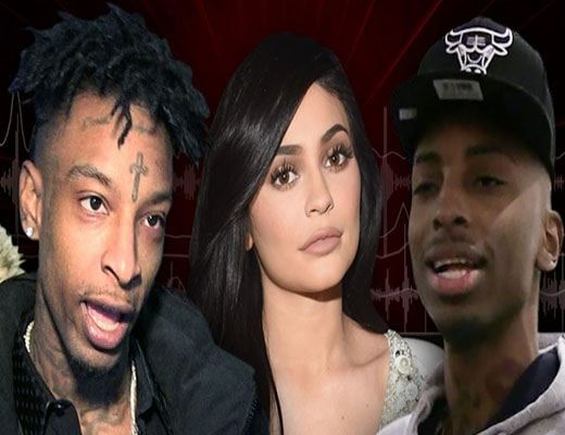 Kylie Jenner Traped In 'Savage' Rap Beef- 22 Savage Share Snippet Of Love Song http://www.rapseedtv.com/7460-2/