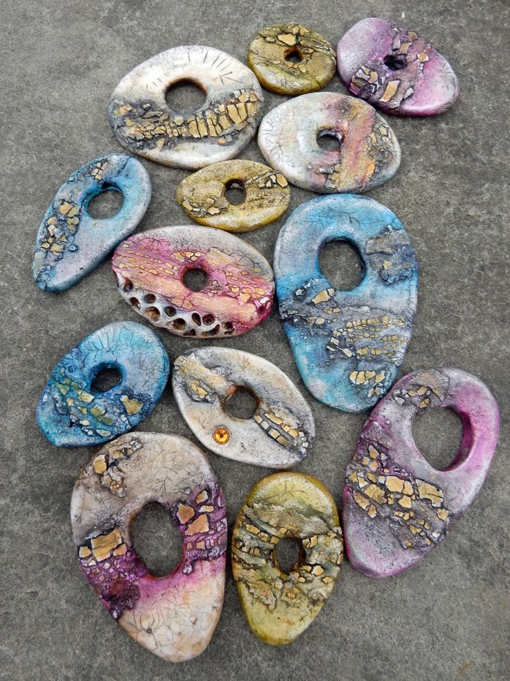 Gold Rush: The Rustic Crackle Technique with Staci Louise Smith #craftartedu