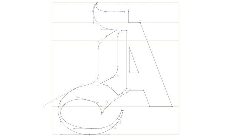 studio FM milano  - Giano Display typeface - via http://www.studiofmmilano.it/FM/projects/#giano_display_typeface