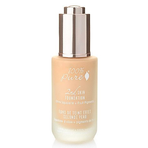 311-505 - 100% Pure Fruit Pigmented Second Skin Foundation 1.18 oz