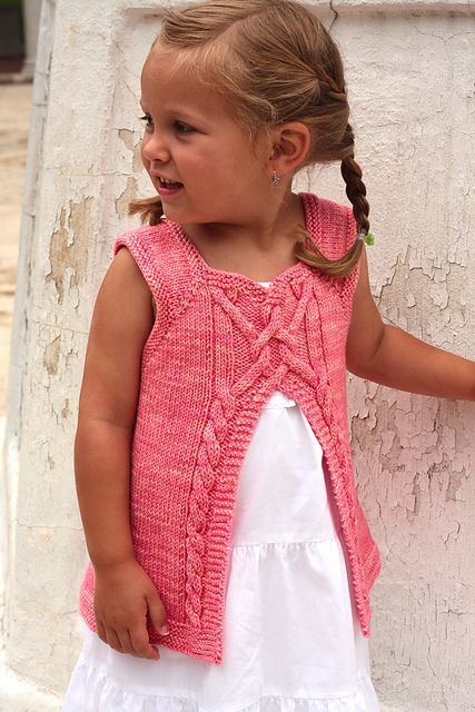 Wild Vanilla pattern by Elena Nodel.  Recommended yarns are Cascade 220…