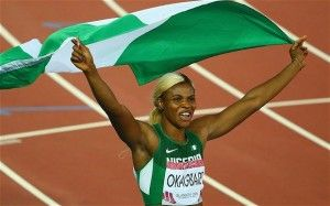 News as it Comes: Blessing Okagbare makes double blessing of gold