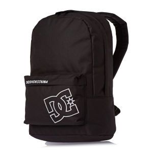DC Backpacks - DC Bunker Solid Backpack - Black