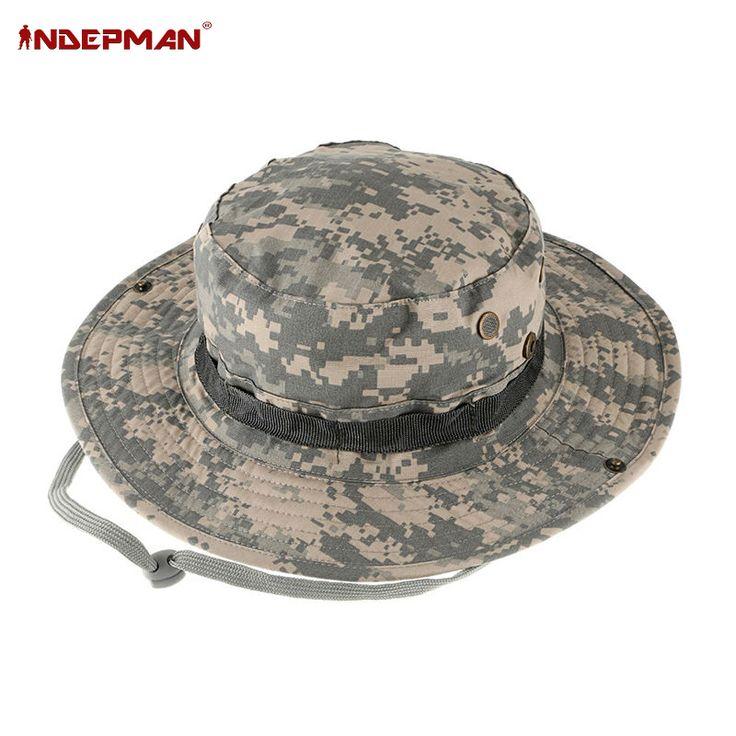 Men Fishing Hat Casquette Hat Sport Cap Men Hunting Hat Military Cap Outdoor Wide Bucket Hats Unisex Outdoor Hiking Cap