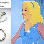 Un matrimonio da Principessa Disney: Anelli e abiti da sposa da favola
