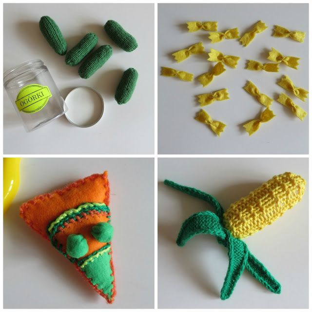 Eksperymenty z drutami: Gotujemy czyli  zabawki dla dzieci