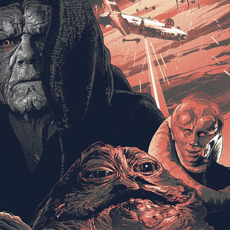 Star Wars Triptych Poster - Created byGrzegorz DomaradzkiLimited edition prints available for sale at Bottleneck Gallery on November 5th, 12 pm ET.