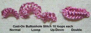 Brazilian Embroidery Stitch Instructions