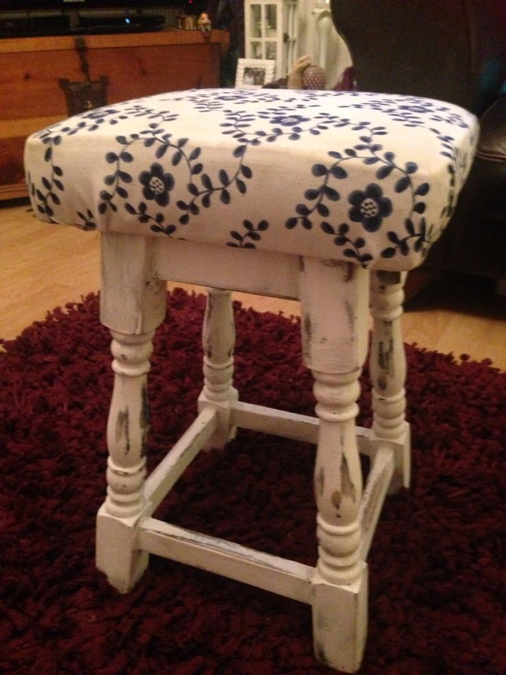 Another stool. I luv stools