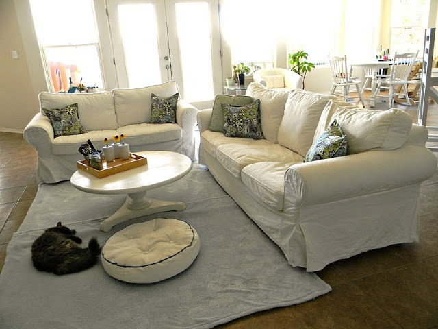 Thank You So Much For Continuing Your Review Of The Ektorp Sofa Have Helped Living Room