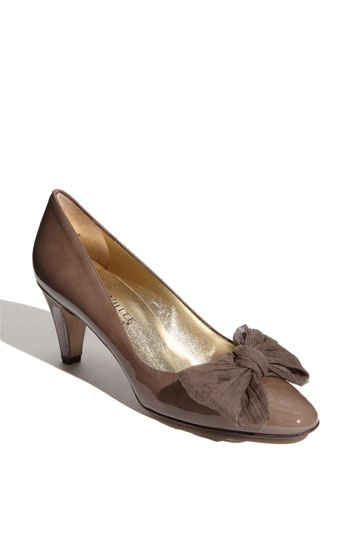 Also precious shoes (a phrase I never thought I'd say).  These are $425 at Nordstrom.