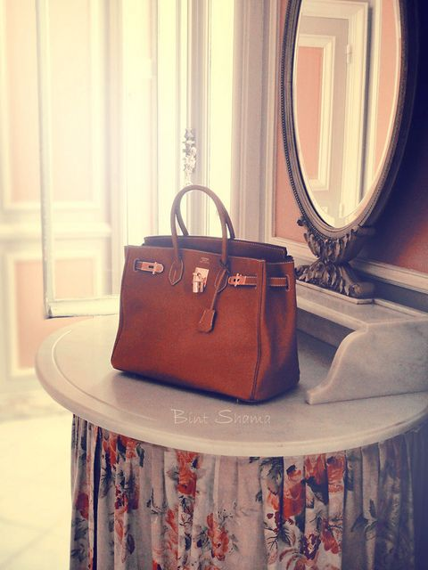 Hermès Birkin Bag - only if I sold my house could I get one of these.
