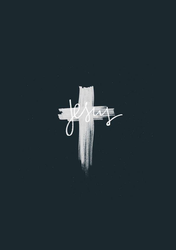 Jesus jesus truth faith cross christian simple christ ...