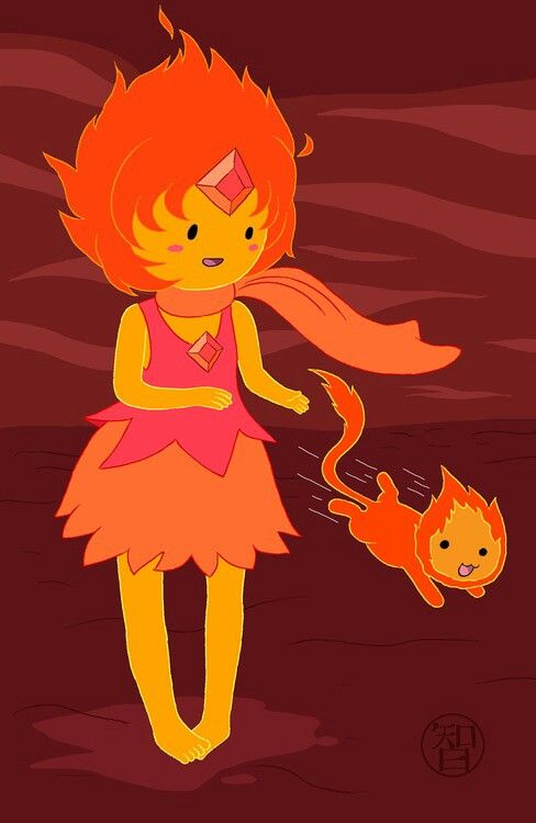 Adventure Time Porn Foot - Young Flame Princess... Adventure Time ...