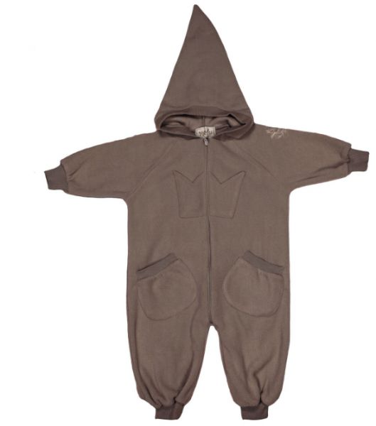 heldress bunny dark brown - Epleskrinet