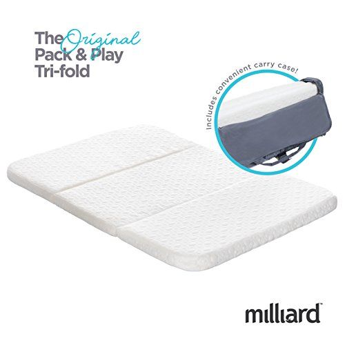 Milliard Pack And Play Mattress