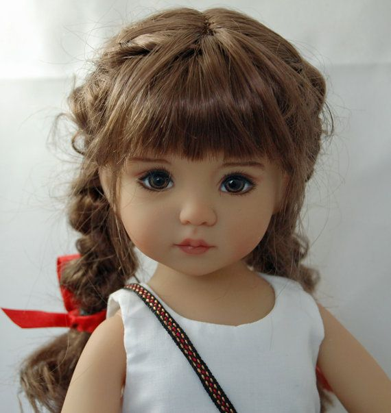 Dianna Effner poco querida 1 de Kuwahi muñecas por Kuwahidolls